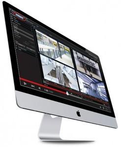 scherm camerabewaking