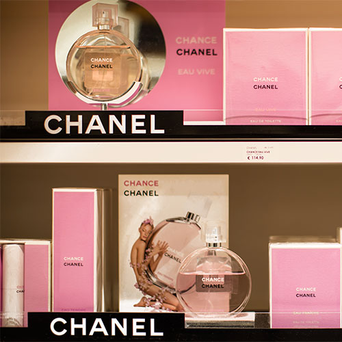 beveiligingslabels parfuma