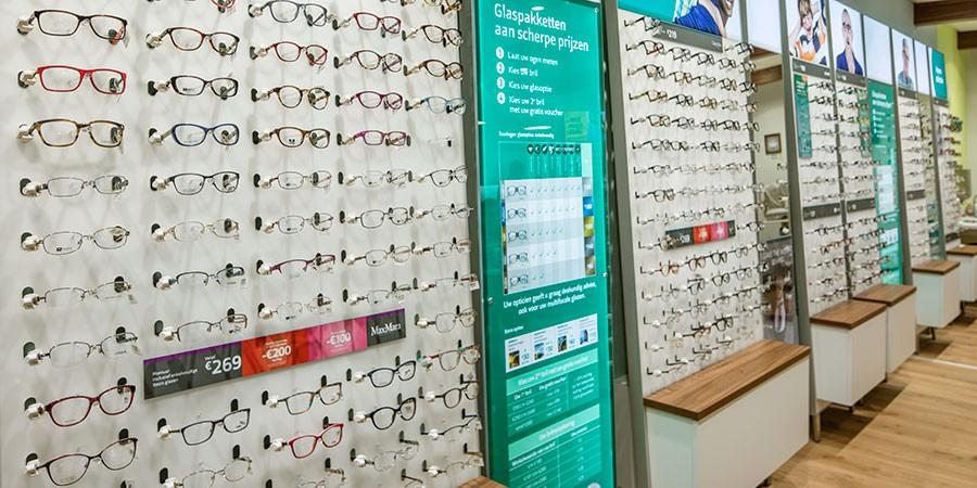 opticien brilbeveiliging