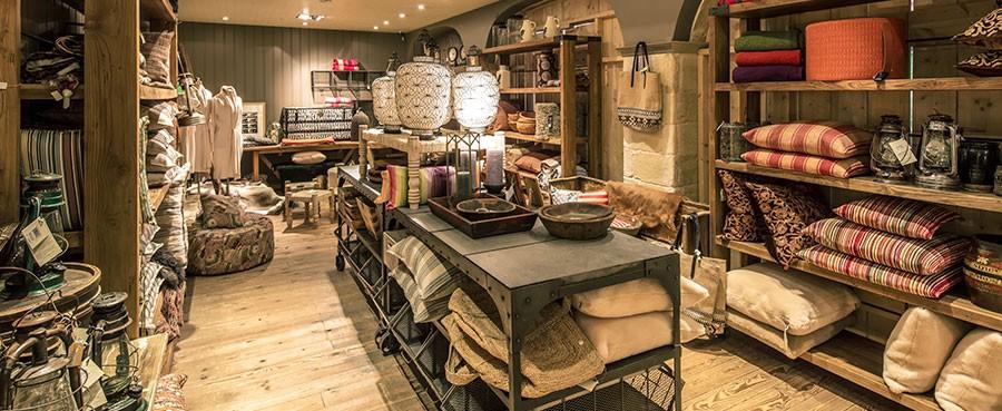 anti-diefstal meubelwinkels