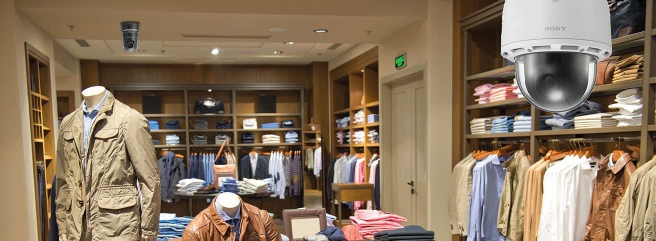 slider camera kledingwinkel